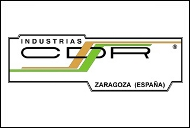 CDR <br>Industrias C.D.R.