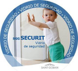 Nueva etiqueta SGG SECURIT