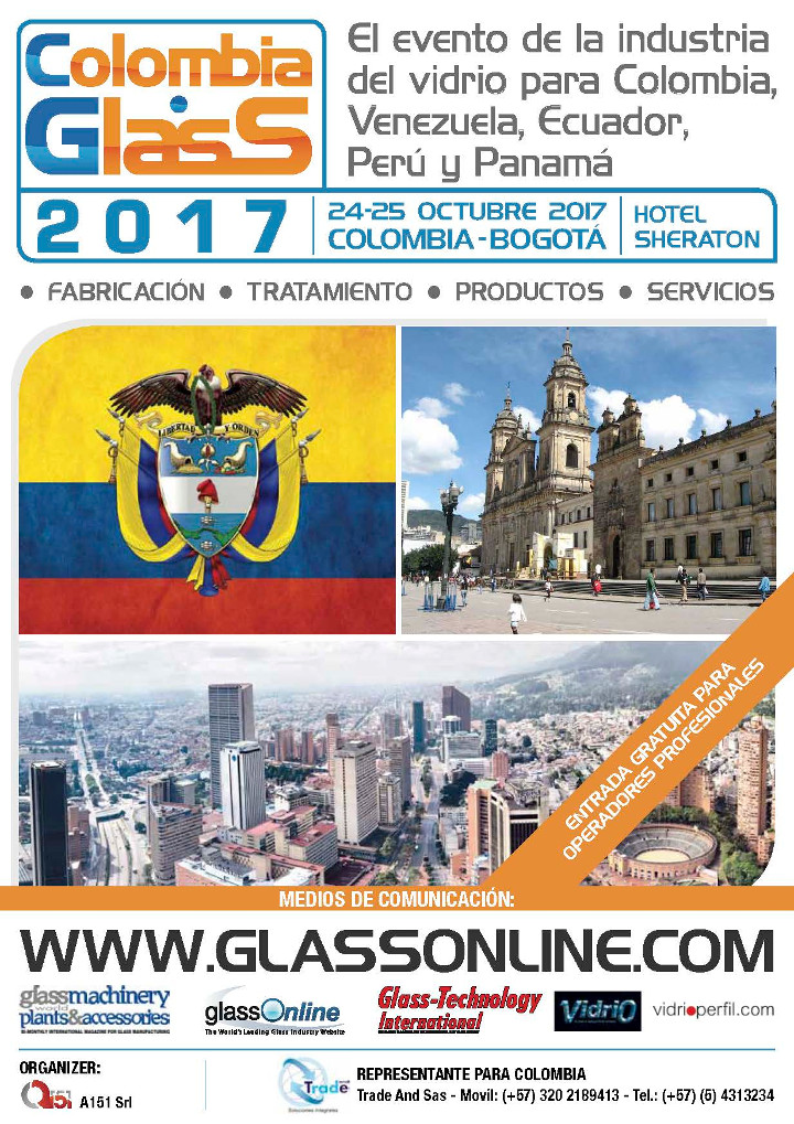 COLOMBIA GLASS 2017
