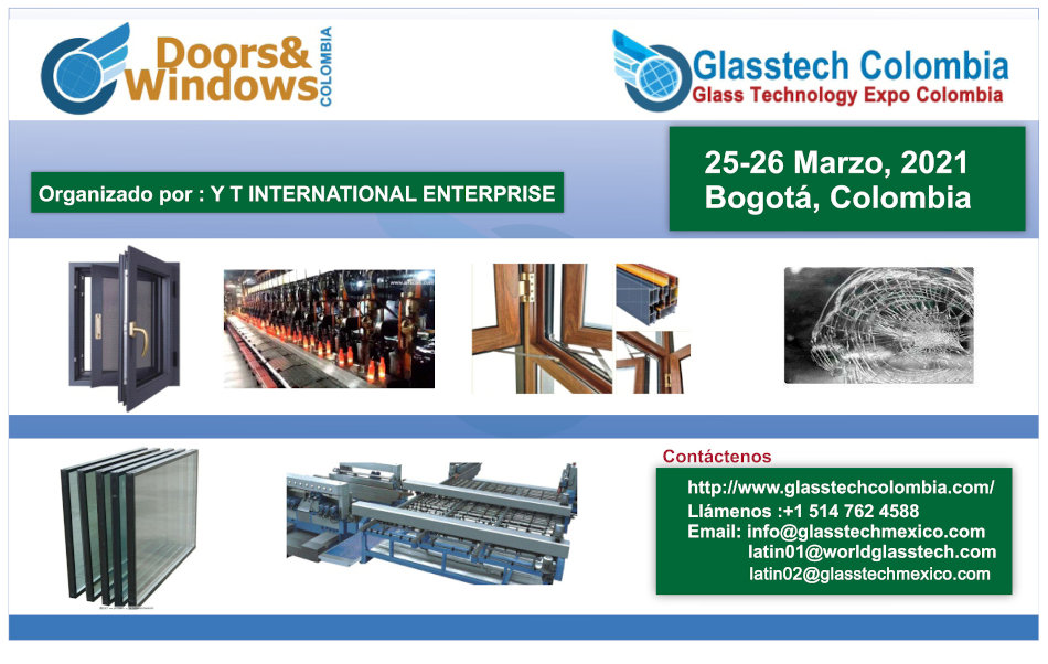 GLASSTECH COLOMBIA 2021